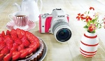 Фото яркая камера Pentax K-S1