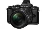 Фото камера Olympus OM-D E-M5 Pro Kit
