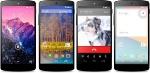 Фото смартфон Nexus 5