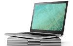 Фото ноутбук Google Chromebook Pixel
