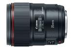 Фото объектив Canon EF 35mm f/1.4L II USM