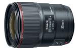 Фотография объектив Canon EF 35mm f/1.4L II USM