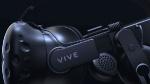 Фото шлем виртуальной реальности HTC Vive
